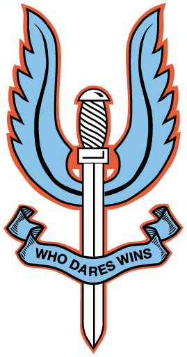 SAS Winged Dagger Logo